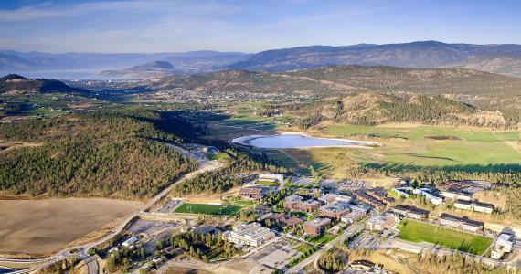 UBC Okanagan Master Plan