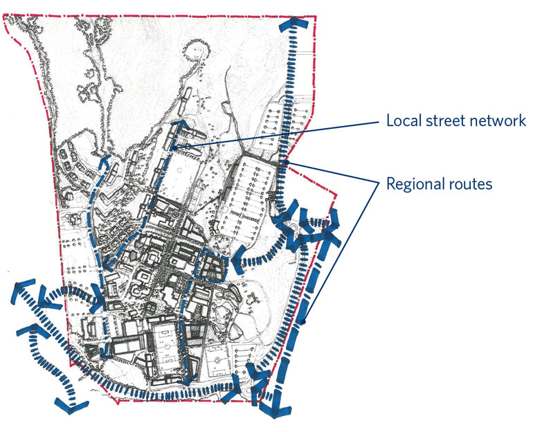 Vehicular Connections and Movement
